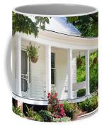Farmhouse At Mcdaniel Farm Park Coffee Mug