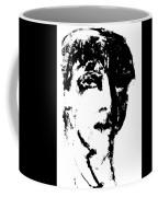 Fashion Male Model Portrait Coffee Mug