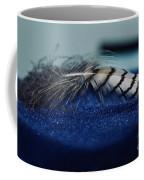 Feather Coffee Mug by Ann E Robson
