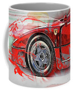 Ferrari F40 - 11 Coffee Mug