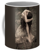 Figurative V Coffee Mug by Catherine Sobredo