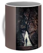 Find The Light Coffee Mug