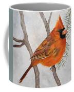 Fire On Ice Coffee Mug