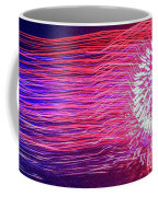 Fireworks In Abstract 2019 Coffee Mug