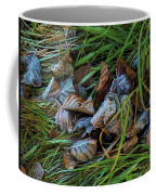 First Frost In Sweden Coffee Mug