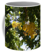 First Golden Leaves Coffee Mug