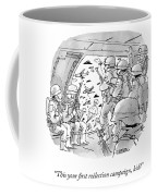 First Reelection Campaign Coffee Mug