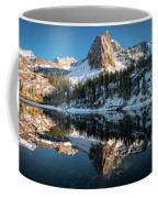 First Snow At Lake Blanche Coffee Mug by James Udall