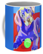 First Tennis Ball Coffee Mug
