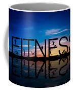 Fitness Concept Coffee Mug