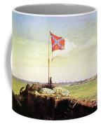 Flag Of Fort Sumter Coffee Mug