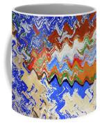 Flaking Paint Coffee Mug
