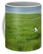 Salt Marsh Flight Coffee Mug