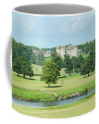 Floors Castle And River Tweed Coffee Mug