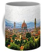 Florence Impasto Coffee Mug