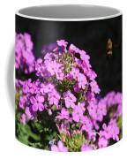 Flower And Bee Coffee Mug