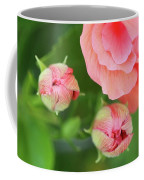 Flower Buds Rising Coffee Mug