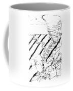 Flower Farmers Tornado Paint My Sketch Coffee Mug