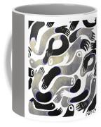 Flutuando Coffee Mug