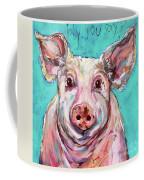 Fly, You Say? Coffee Mug