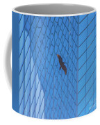 Flying Abstract Coffee Mug