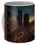 Foggy Day 1 Coffee Mug by Juan Contreras