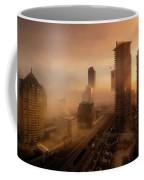 Foggy Day 2 Coffee Mug by Juan Contreras