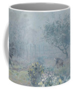 Foggy Morning, Voisins, 1874 Coffee Mug