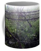 Foggy Web Coffee Mug