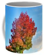 Foliage In Flanders Coffee Mug