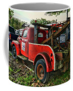 Ford F4 Tow The Truck Business End Coffee Mug