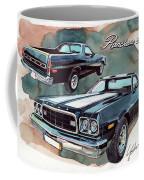 Ford Ranchero 500 Coffee Mug