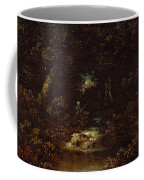 Forest Landscape  Coffee Mug
