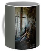 Fort Tools Coffee Mug by Judy Hall-Folde