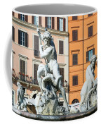 Fountain Of Neptune Coffee Mug