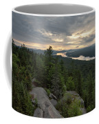 Fourth From Rondaxe Coffee Mug by Brad Wenskoski