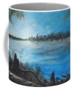 Framing The Suwannee Coffee Mug