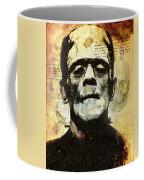 Frankenstein's Notebooks Coffee Mug