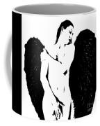 Frankie The Dark Angel Coffee Mug