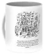 Freankenstein's Monster Coffee Mug