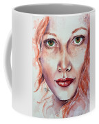 Freedom And Uncertainty Coffee Mug by Michal Madison
