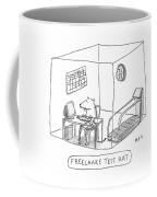 Freelance Test Rat Coffee Mug