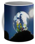 Frogs In A Bubble Coffee Mug