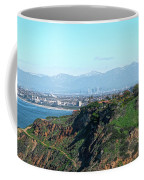 From Pv To La Coffee Mug by Michael Hope