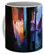 Front Stage, Back Stage Coffee Mug