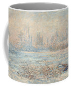 Frost, 1880 Coffee Mug by Claude Monet
