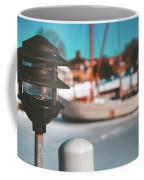Frozen Seaport Coffee Mug