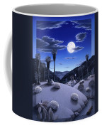 Full Moon Rising Coffee Mug