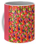 Full Of Beans Coffee Mug by Rockin Docks
