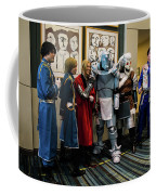 Fullmetal Alchemist Cosplayers Coffee Mug